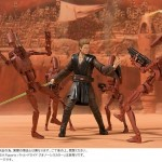 S.H.Figuarts Anakin Skywalker (Attack of the clones) - les images officielles