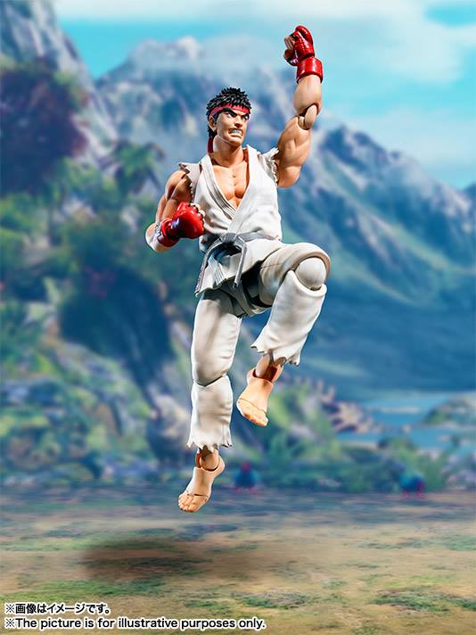 S.H.Figuarts Ryu (Street Fighter)