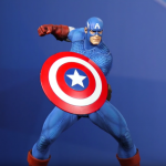 Captain America Avengers Assemble Statue Collection