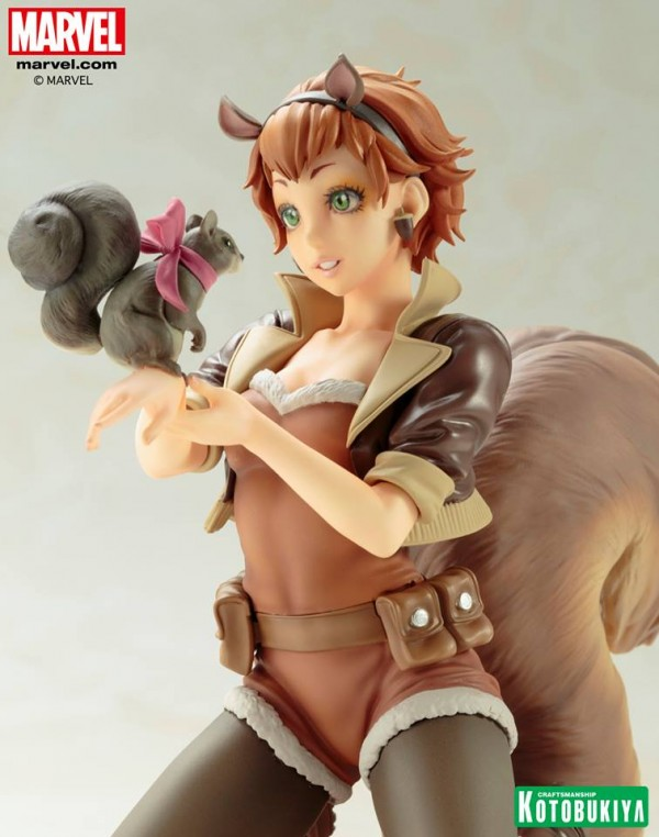 Squirrel Girl Bishoujo