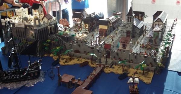 Reportage : Expo Fan de Briques 2016