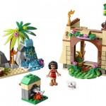 LEGO Disney 2017 : les sets Vaiana et Reine des neiges en images