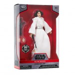 Darth Vader et Leia Star Wars Elite Serie Premium Edition sur DisneyStore.fr
