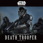 Rogue One : Death Trooper Model Kit de Bandai
