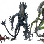 Alien : la série 10 des figs NECA inspirée par Alien