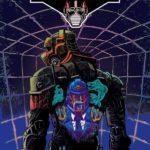 M.A.S.K la couverture du n°4 et une illustration de Matt Trakker