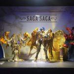 SAINT SEIYA : TAMASHII NATIONS WORLD TOUR au CCXP SAO PAULO