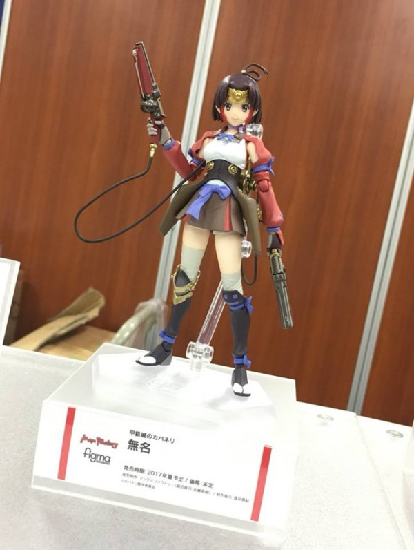 figma Mumei from Kabaneri of the Iron Fortress