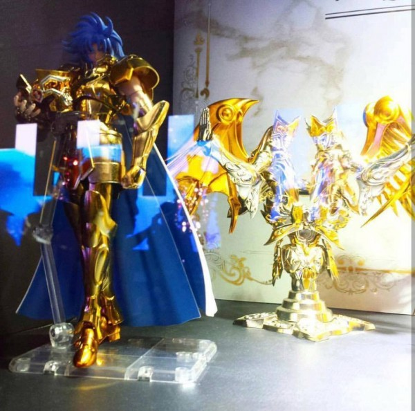 SaintSeiya Myth cloth news 2017