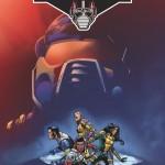 Comic M.A.S.K : nouvelle variante pour les n° 2 et 4