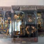 SAINT SEIYA Daizenshu : photo du packaging