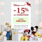 Bon Plan : Jusqu'à -15% pendant 4 Jours sur DisneyStore.fr