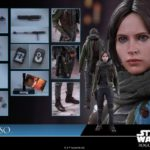 Star Wars Rogue One : Jyn Erso par Hot Toys
