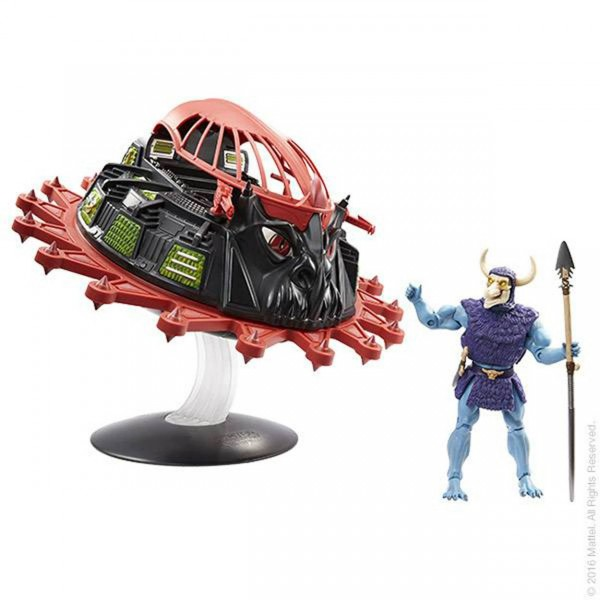 Roton et Skelcon Masters of the Universe Classics chez Mattel