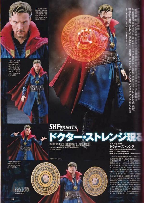 S.H.Figuarts Doctor Strange / Docteur Strange