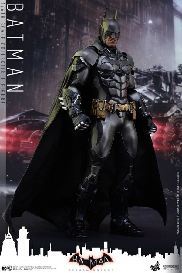Batman: Arkham Knight – 1/6th scale Batman Collectible Figure