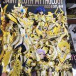 Saint Cloth Mythology God Edition – quelques images