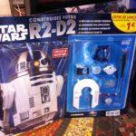 Du nouveau chez les marchands de journaux :  R2-D2 (Altaya), DeLorean (BTTF) et Spider-Man