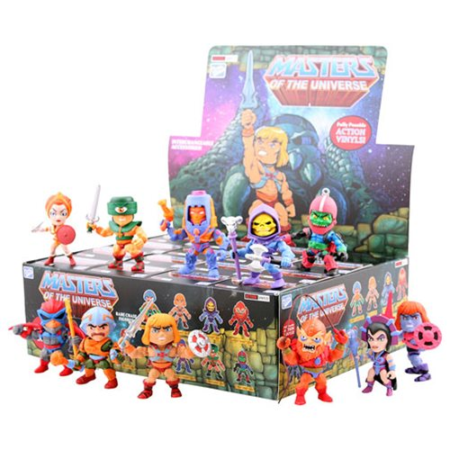 KIDS LOGIC Masters of the Universe Series 1 Mini-Figure