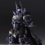 Play Arts Variant Batman:  Mr Freeze