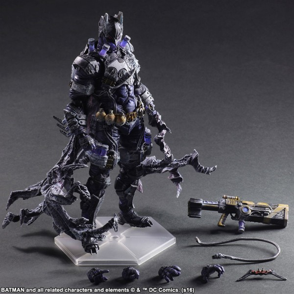 DC Comics Play Arts Variant Batman: Rogue's Gallery – Mr. Freeze