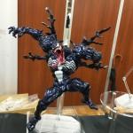 Revoltech Venom – la prototype exposé