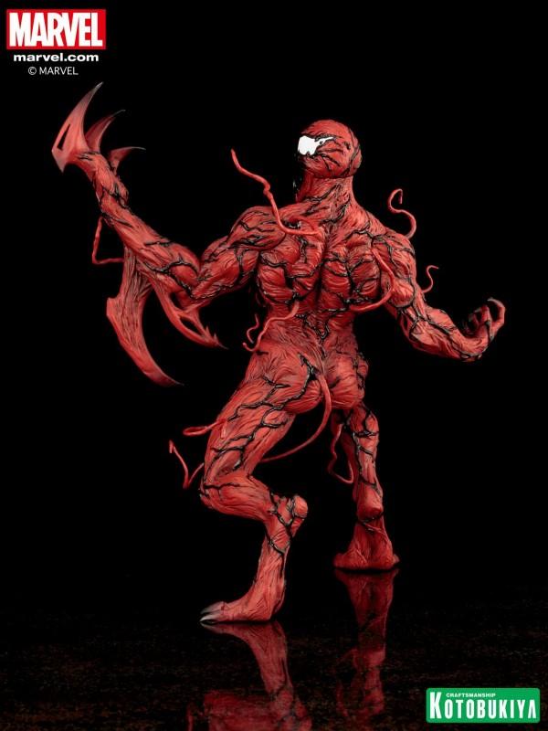 Marvel Comics Carnage ARTFX+ Statue
