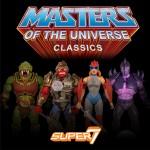 Super7 présente ses nouvelles figurines Masters of the Universe Classics