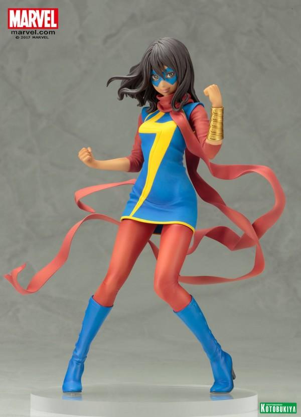 Ms. Marvel (Kamala Khan) Bishoujo Statue