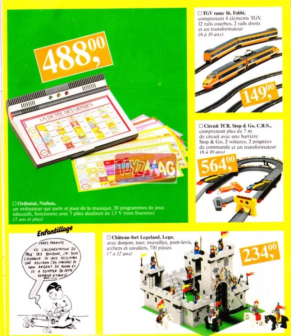Carrefour 1985 (18 B)