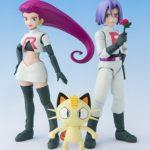 Point actu S.H Figuarts : Pokemon, MuscleMan et Dragon Ball Z