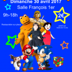 Agenda : Exposition Vente Eighties - 30 avril 2017 - Le Havre (76)