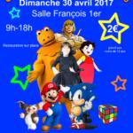 Agenda : Exposition Vente Eighties – 30 avril 2017 – Le Havre (76)