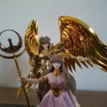 REVIEW SAINT SEIYA MYTH CLOTH EX : Aiolos du Sagittaire