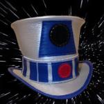 Insolite : les chapeaux fous de TheBlondeSwan