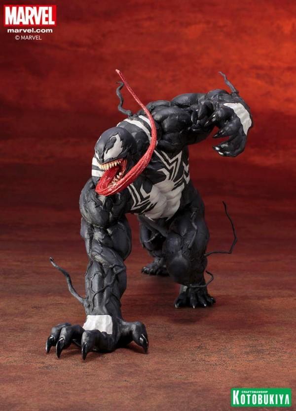 Marvel Comics Venom ARTFX+ Statue