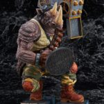 Teenage Mutant Ninja Turtles : Rocksteady par Good Smile Company