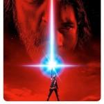 Star Wars : Les Derniers Jedi une affiche