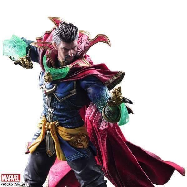 PLAY ARTS Marvel Universe: Doctor Strange