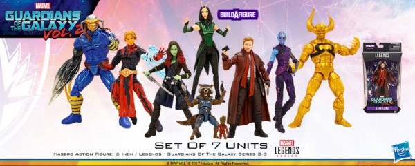 Mavel Legends Guardians Of The Galaxy Vol. 2 WavMavel Legends Guardians Of The Galaxy Vol. 2 Wave 2 BAF Mantise 2 BAF Mantis