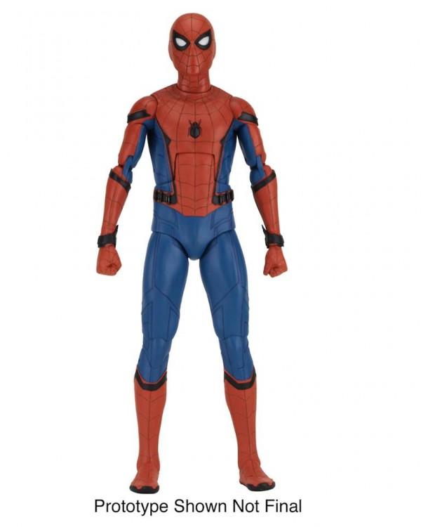 Spider-Man: Homecoming 1/4 par NECA