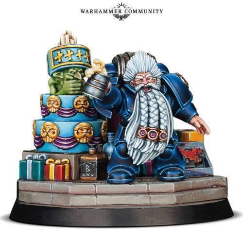Grombrindal, The White Dwarf fête ses 40ans