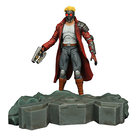 STAR LORD Marvel Seelct Exclu Disneystore gardiens de la galaxie / Guardians of the Galaxy VOL2