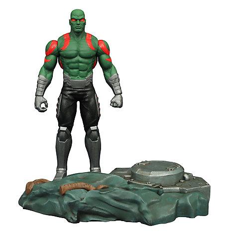 Drax avec socle encastrable Marvel Select Les Gardiens de la Galaxie