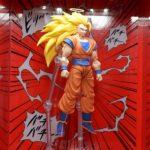 S.H.Figuarts Son Goku Super Saiyan 3 – réédition prévue