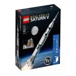 La fusée Appolo en LEGO