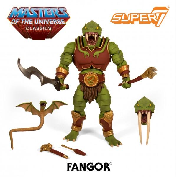 fangor Hawke Lodar Quakke New Masters of the Universe Classics Figures Pre-Order