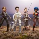 Star Wars Forces of Destiny : les femmes sont à l'honneur