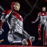 Spider-Man Homecoming : Iron Man Mk47 par Hot Toys
