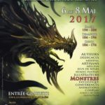 Agenda : Salon Fantastique 6, 7 et 8 mai 2017 au Paris Event Center